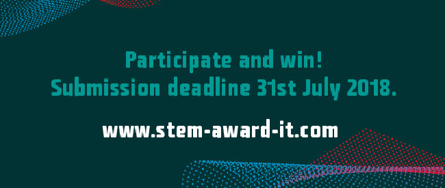 STEM-Award IT 2018 - participate now!