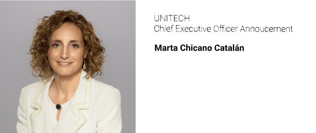 UNITECH - Chief Executive Officer Announcement